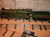 Hornby 20V Caerphilly Castle Locomotive